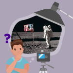 Neil Armstrong Mendarat di Bulan, Masa sih? 6