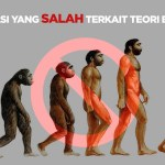 Berbagai Pandangan Keliru tentang Teori Evolusi 3