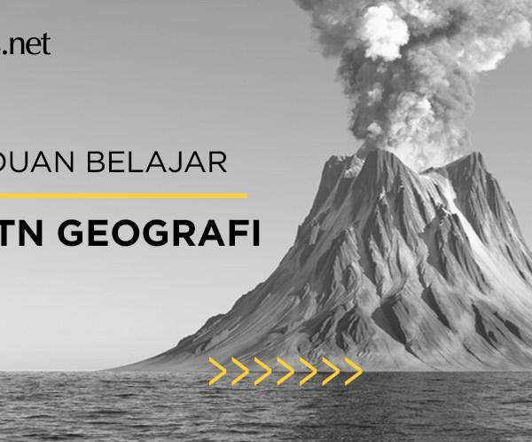 Panduan Belajar UTBK Geografi 22