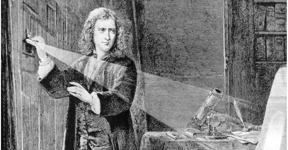 Newton, Penemu Teori Gravitasi yang Benci Konfrontasi 57