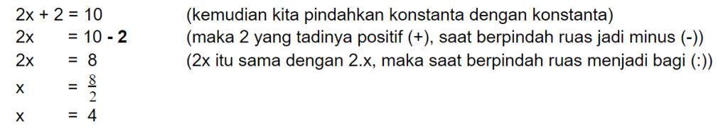 konsep persamaan PLSV 2