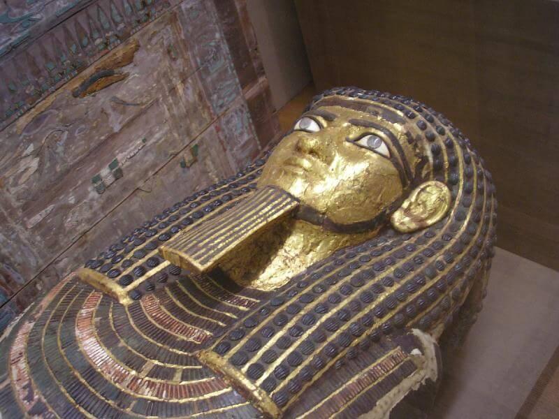 mumifikasi dalam kebudayaan mesir kuno