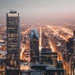 Lampu Kota sebagai Contoh Penerapan Daya