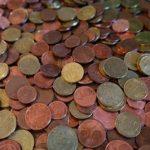 Copper coins zenjenskin