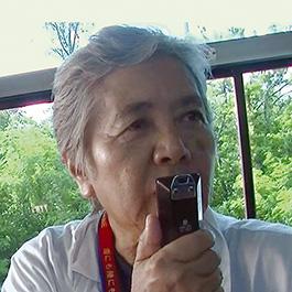 上間芳子さん