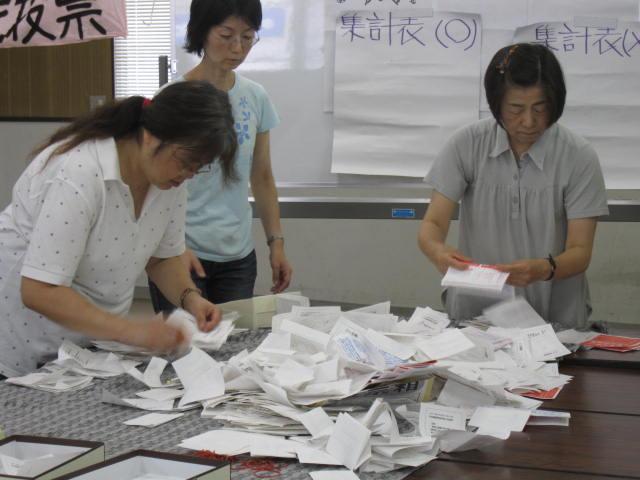 2015年7月「殺し、殺される戦争法案を問う 大阪市民投票」