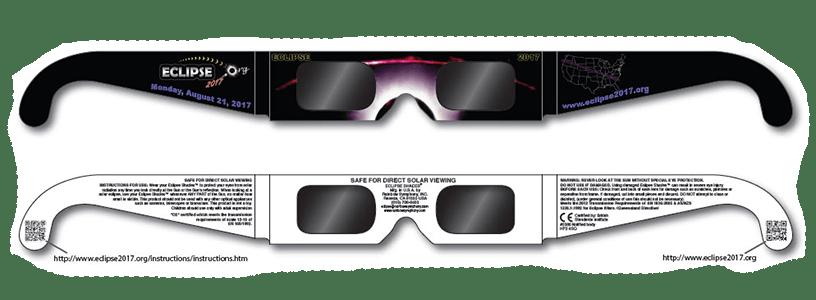 Solar Eclipse Glasses