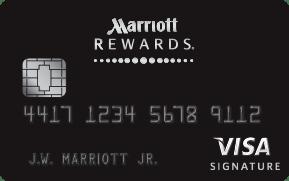 Marriot Rewards Credit Card