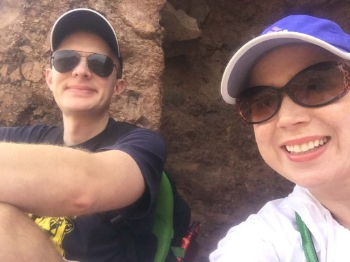 Papago Park Hike Scottsdale - Zen Life and TRavel