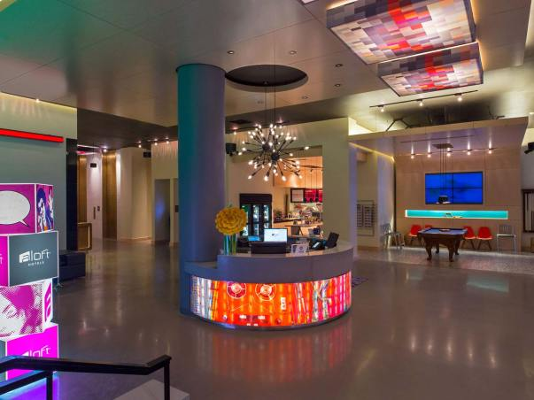 How to use 100,000 Marriott Rewards Points - Aloft New Orleans
