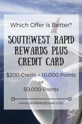 Which Southwest Credit Card Offer Is Better? I'll show you!