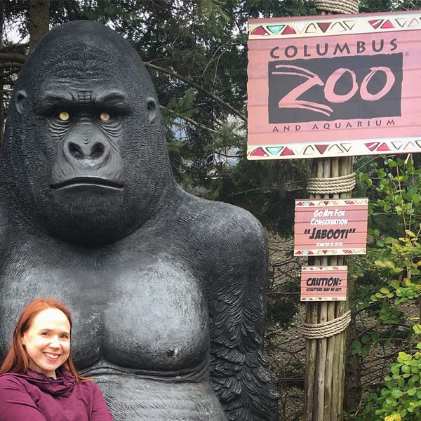 5 Reasons Why You Should Visit The Columbus Zoo and Aquarium in Powell, OH (USA)