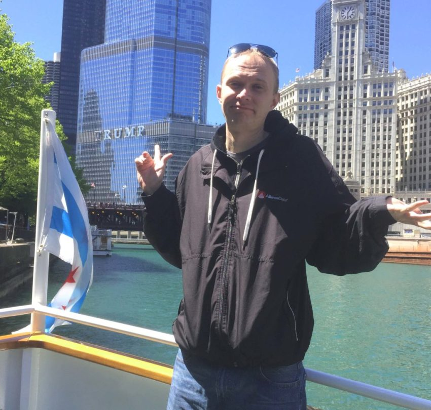 Chicago River Cruise on Chicago's First Lady | Chicago, IL (USA)