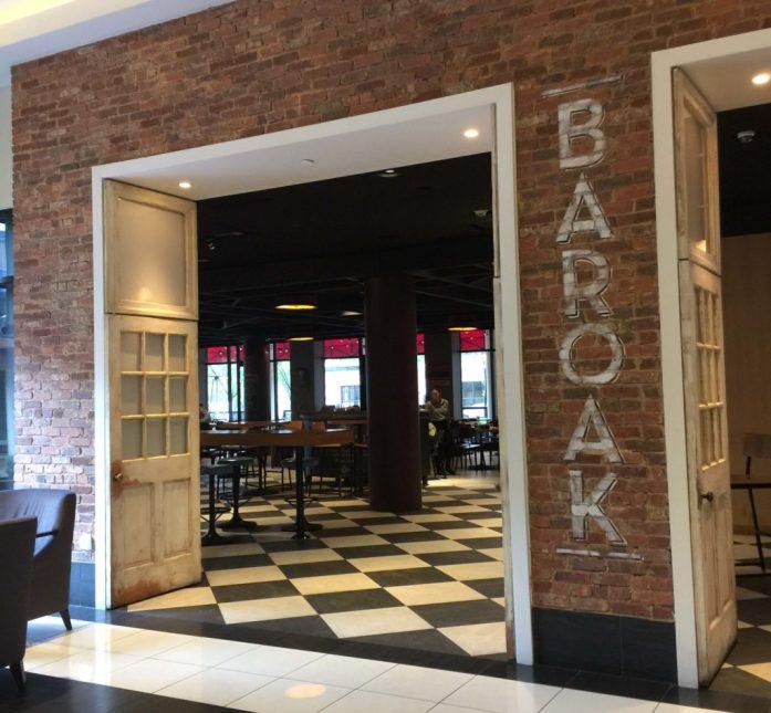 Loews Annapolis Hotel Review: Baroak Restaurant