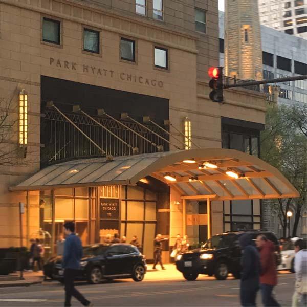 Park Hyatt Chicago Review