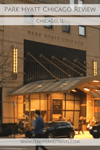 Park Hyatt Chicago Review | Chicago, IL | USA