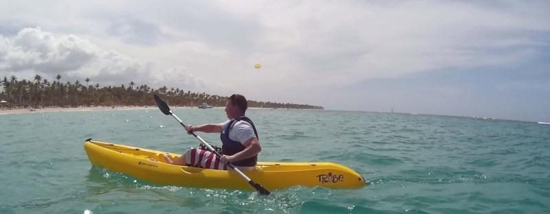 Iberostar Punta Cana Review | Dominican Republic | Caribbean Travel | Family Travel | All Inclusive Resort | Free Kayaking