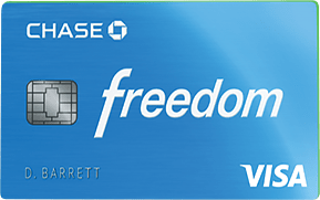 Chase Freedom 5x Points | Chase Freedom 5% Cash Back Bonus Categories