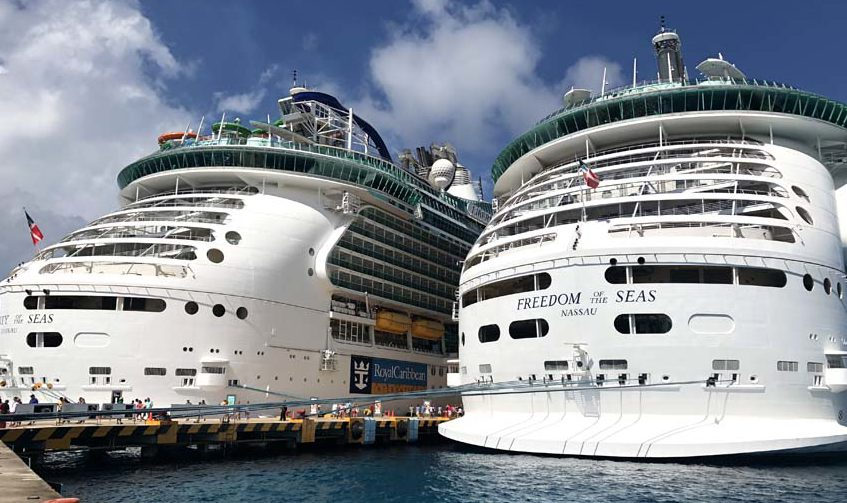 Royal Caribbean Freedom of the Seas Review   With Sister Ship Liberty of the Seas