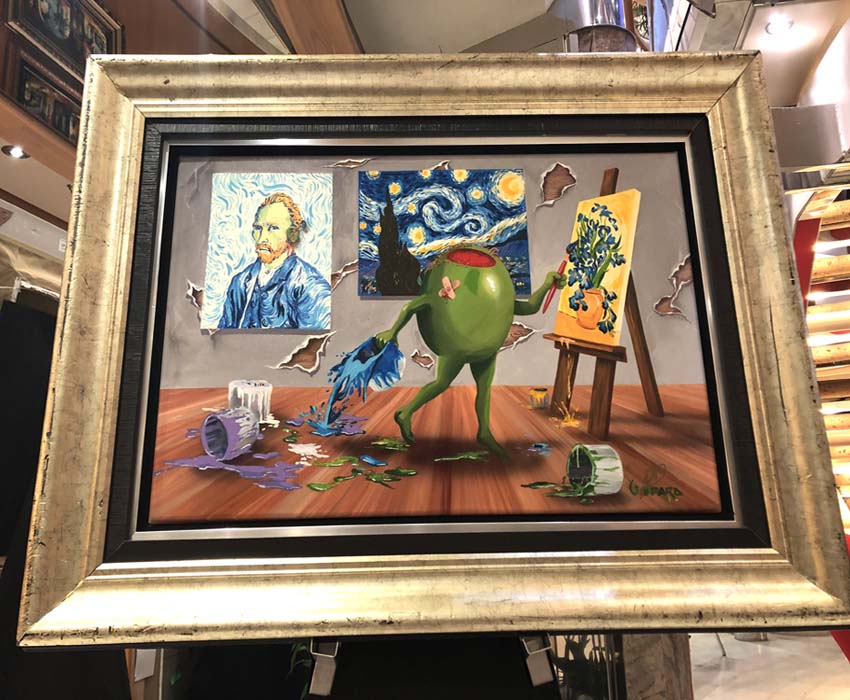 Cruise Ship Art Auctions   Park West Gallery   Art Auctions on Royal Caribbean   What To Do On A Cruise Ship   Cruise Vacation Tips   How To Navigate A Cruise Ship Art Auction   #cruiseshipartauction #parkwestgallery #cruising #royalcaribbean   Michael Godard