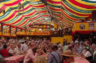 Hippodrome at Oktoberfest