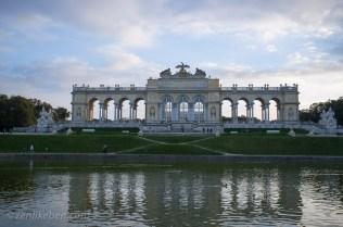 Gloriette at Schönbrunn Palace, Veinna
