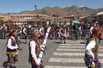 Winter Solstice Parade, Cusco