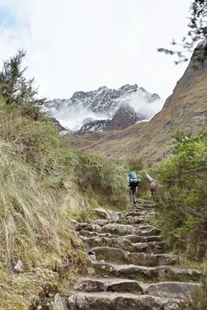 Along the Inca Trail