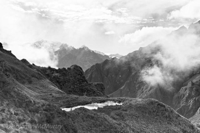 Vilcanota Mountains - Inca Trail