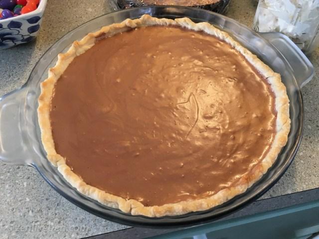Tennessee French Silk Pie
