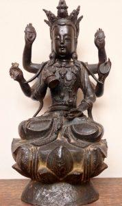 Kwan Yin ofwel Avalokitesvara Collectie Dick Verstegen