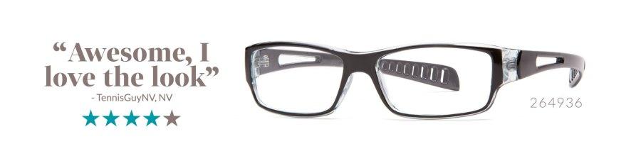 best rectangle glasses