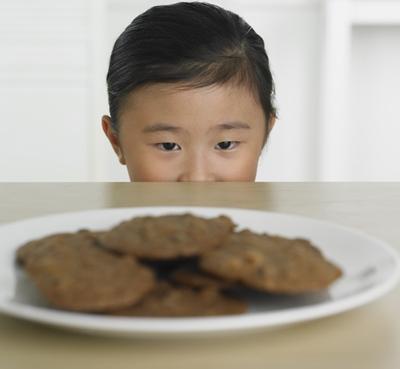 eyeballing cookies