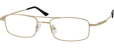 gold titanium glasses