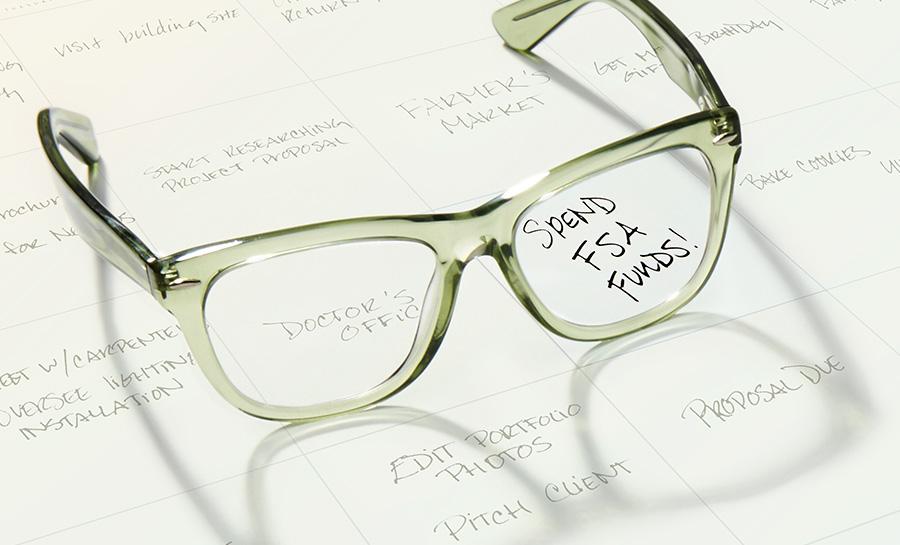 fsa for glasses sunglasses
