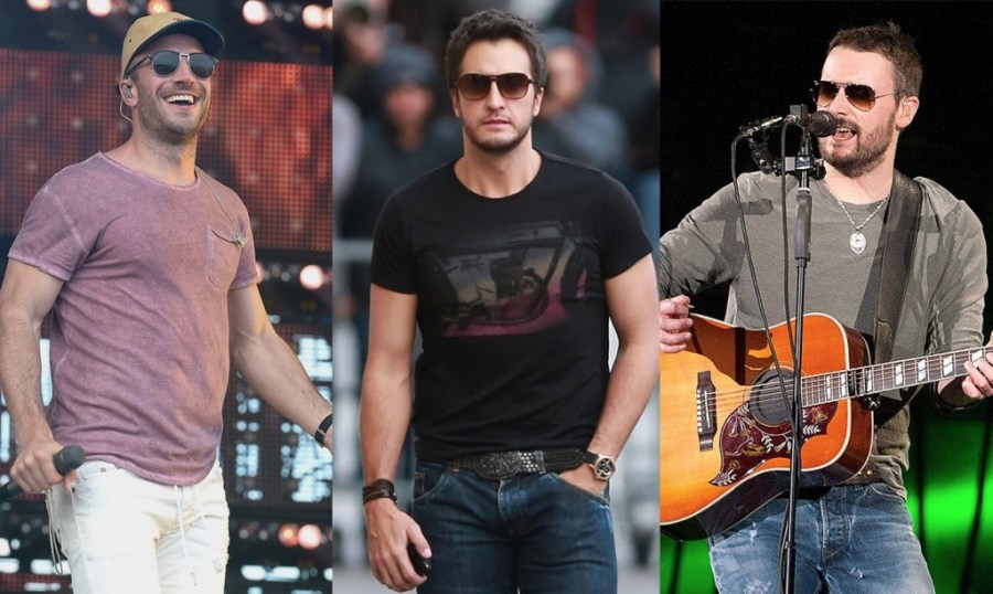 country singers glasses fashion