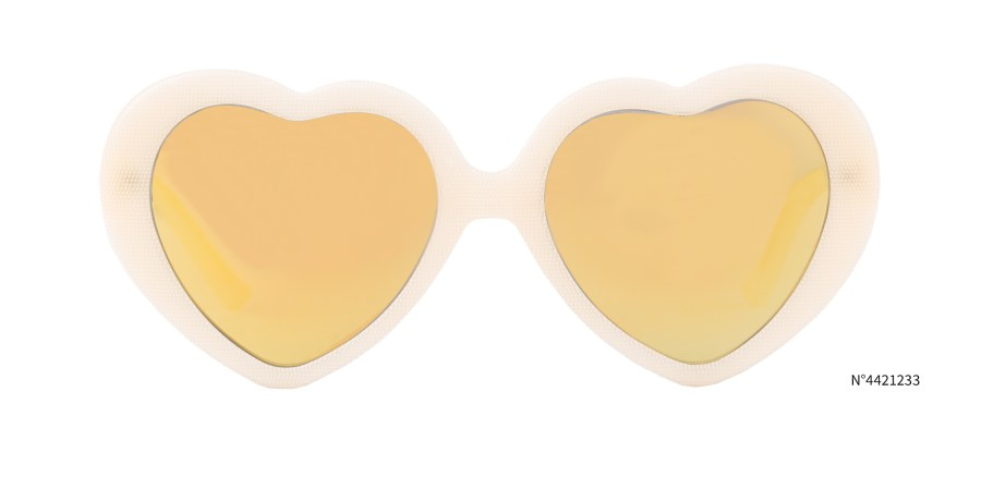heart shaped cowgirl sunglasses
