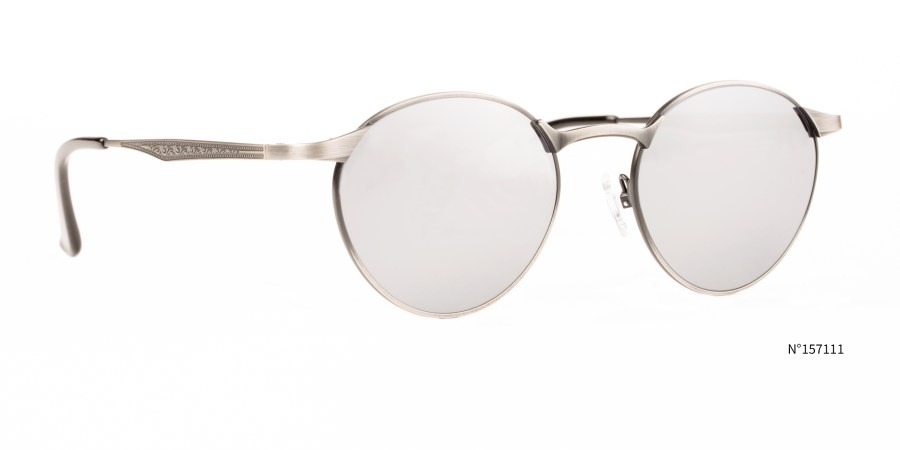 silver round stagecoach sunglasses