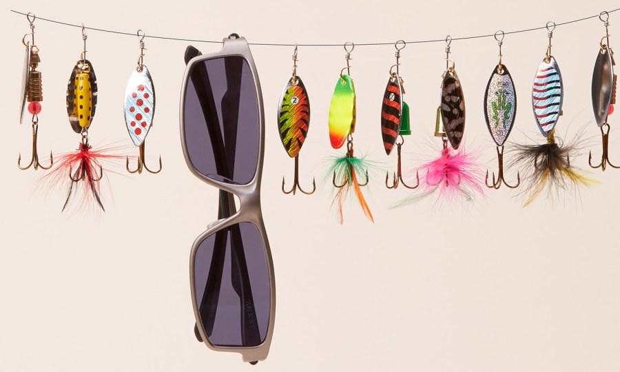 fishing glasses