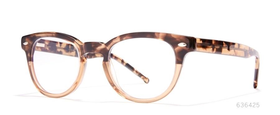 tortoiseshell statement glasses