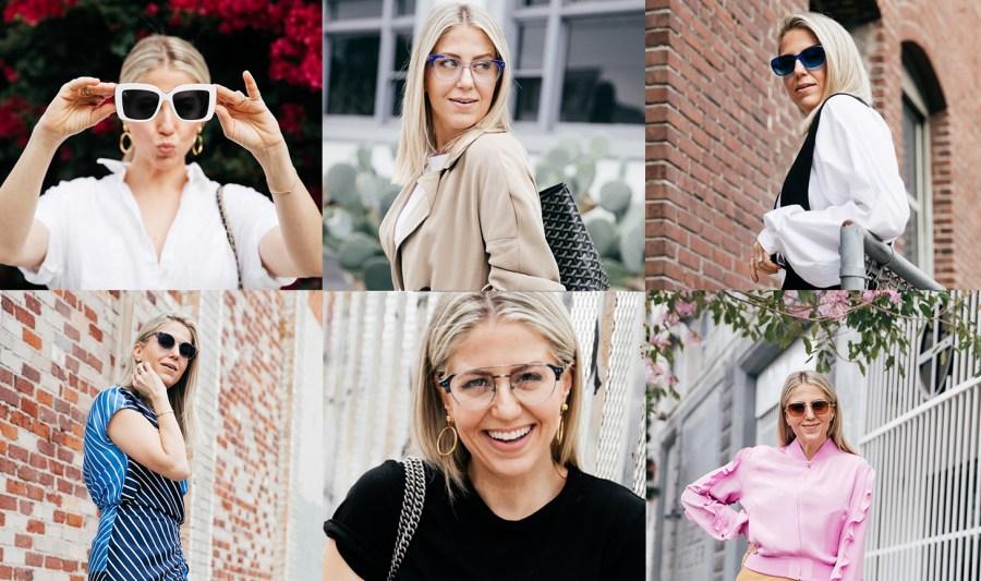 2018 spring eyewear trends