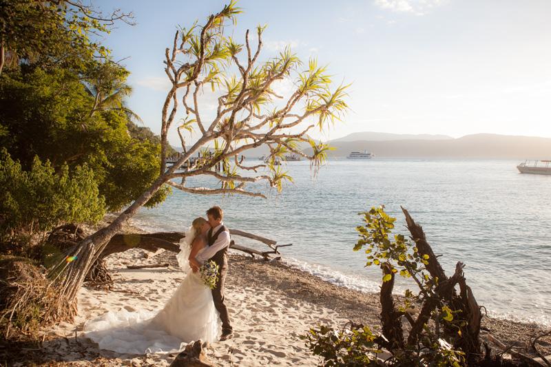 fitzroy island wedding