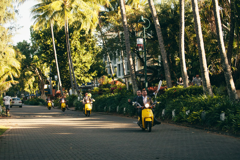 cairns scooter hire