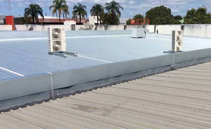Zenroofing in Auswellness property