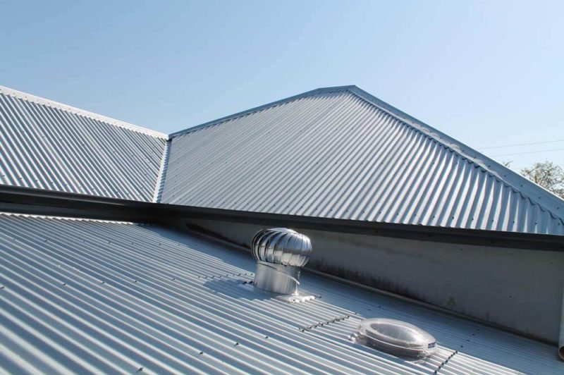 metal roofing brisbane