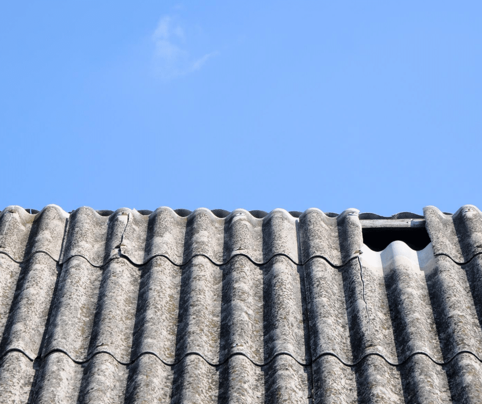asbestos roof cost