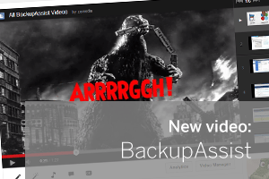 BackupAssist Backup Software - New Video