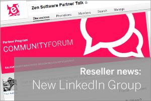 New Zen Software Linkedin Group