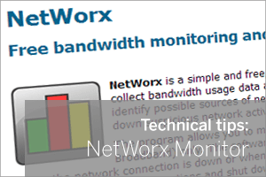 Networx Bandwidth Monitor