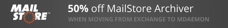MDaemon MailStore Bundle Offer